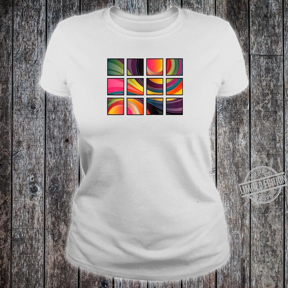 Abstract Shirt ladies tee