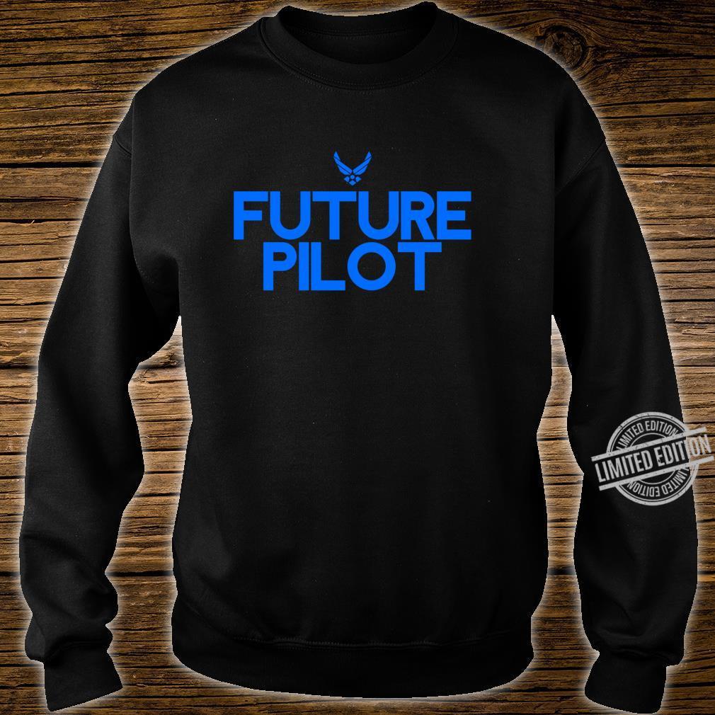 Air Force Future Pilot Students Shirt sweater