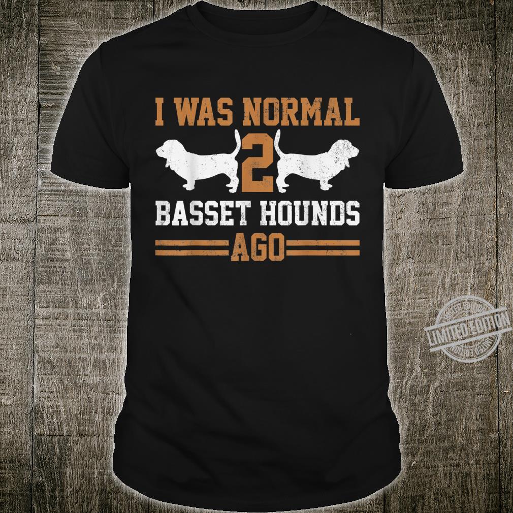 Basset Shirt