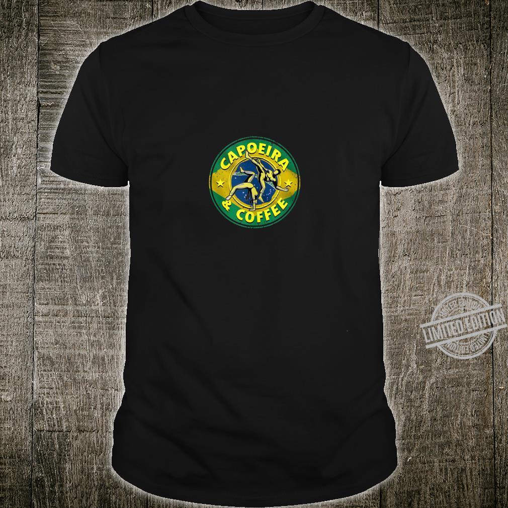 Capoeira, Afro Brazilian martial art Shirt