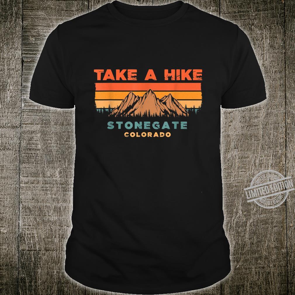 Colorado Vintage Take A Hike Stonegate Moutain Shirt