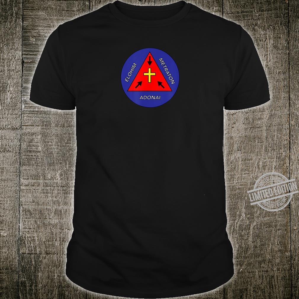 ELOHIM METRATON ADONAI Shirt