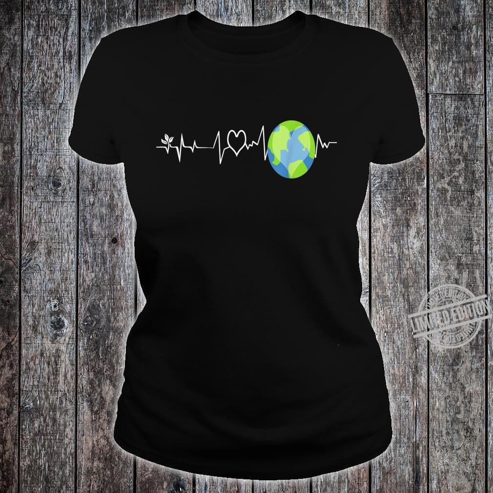 Earth Day Shirt ladies tee