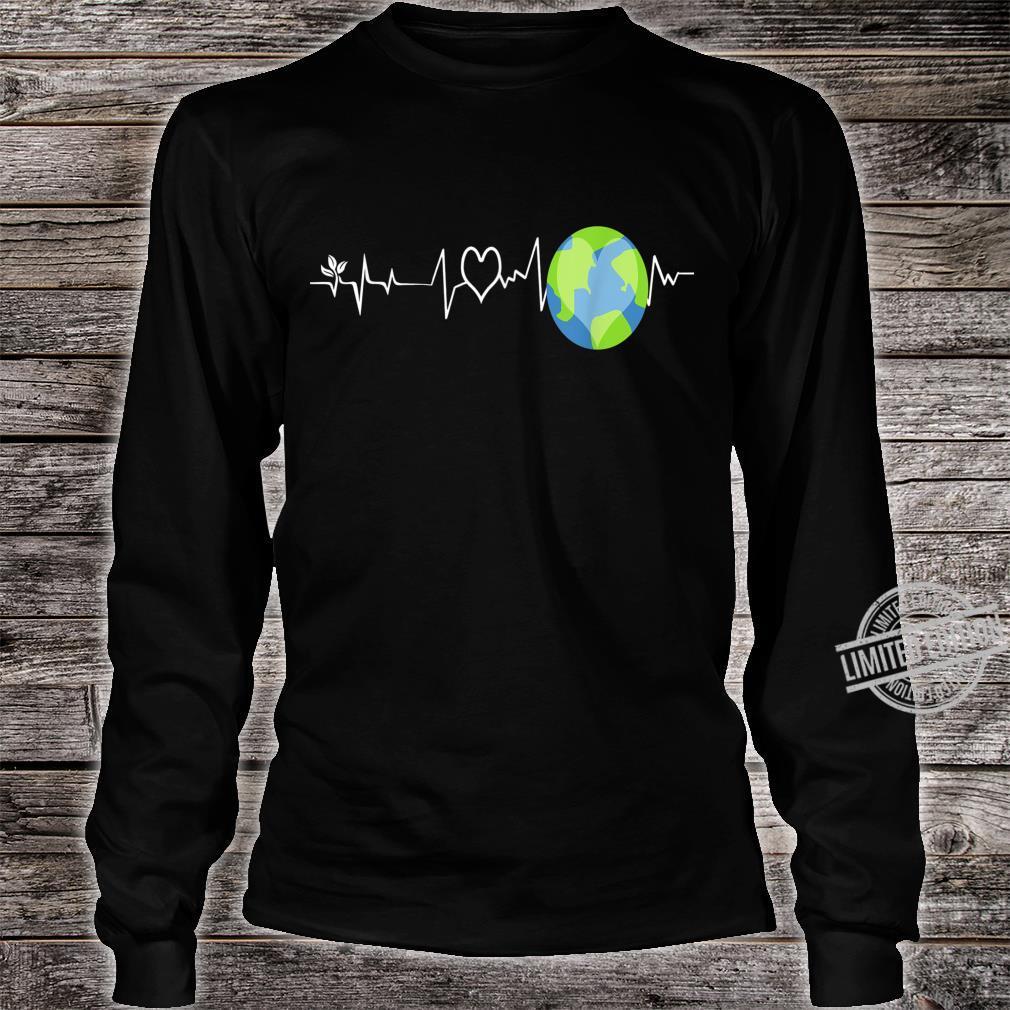 Earth Day Shirt long sleeved