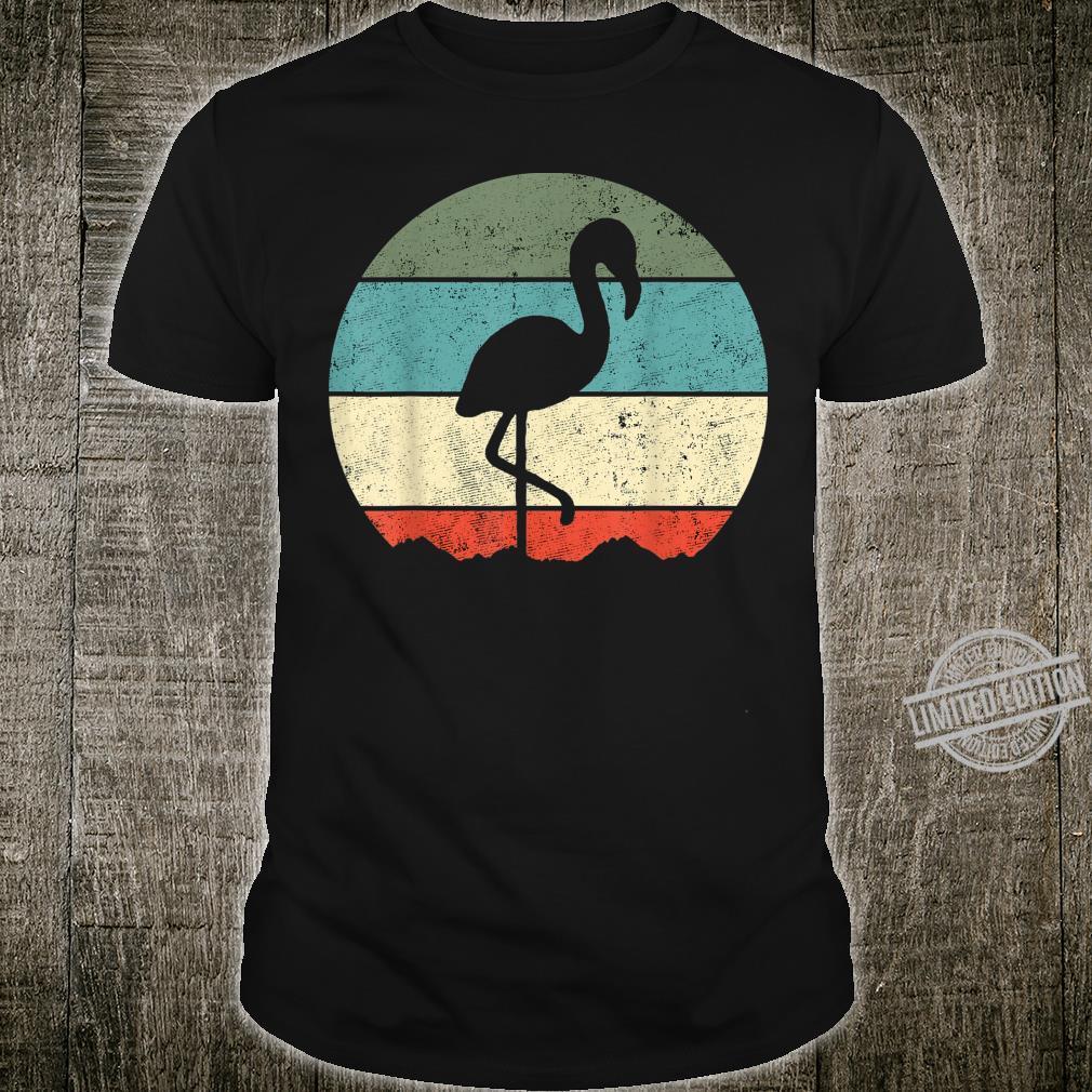 Flamingo Vogel Shirt
