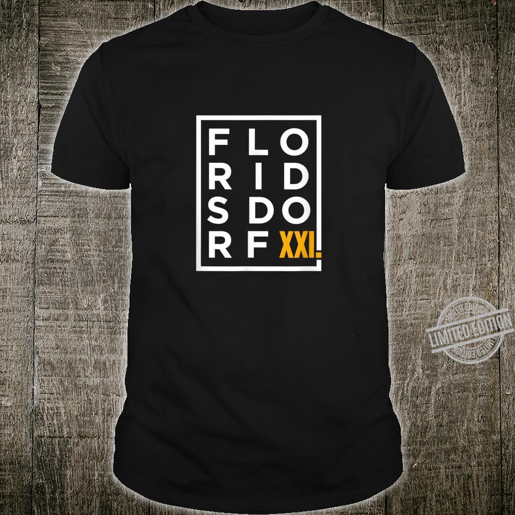 Floridsdorf Bezirk 21 Stadt Wien 1210 Geschenk für Wiener Shirt