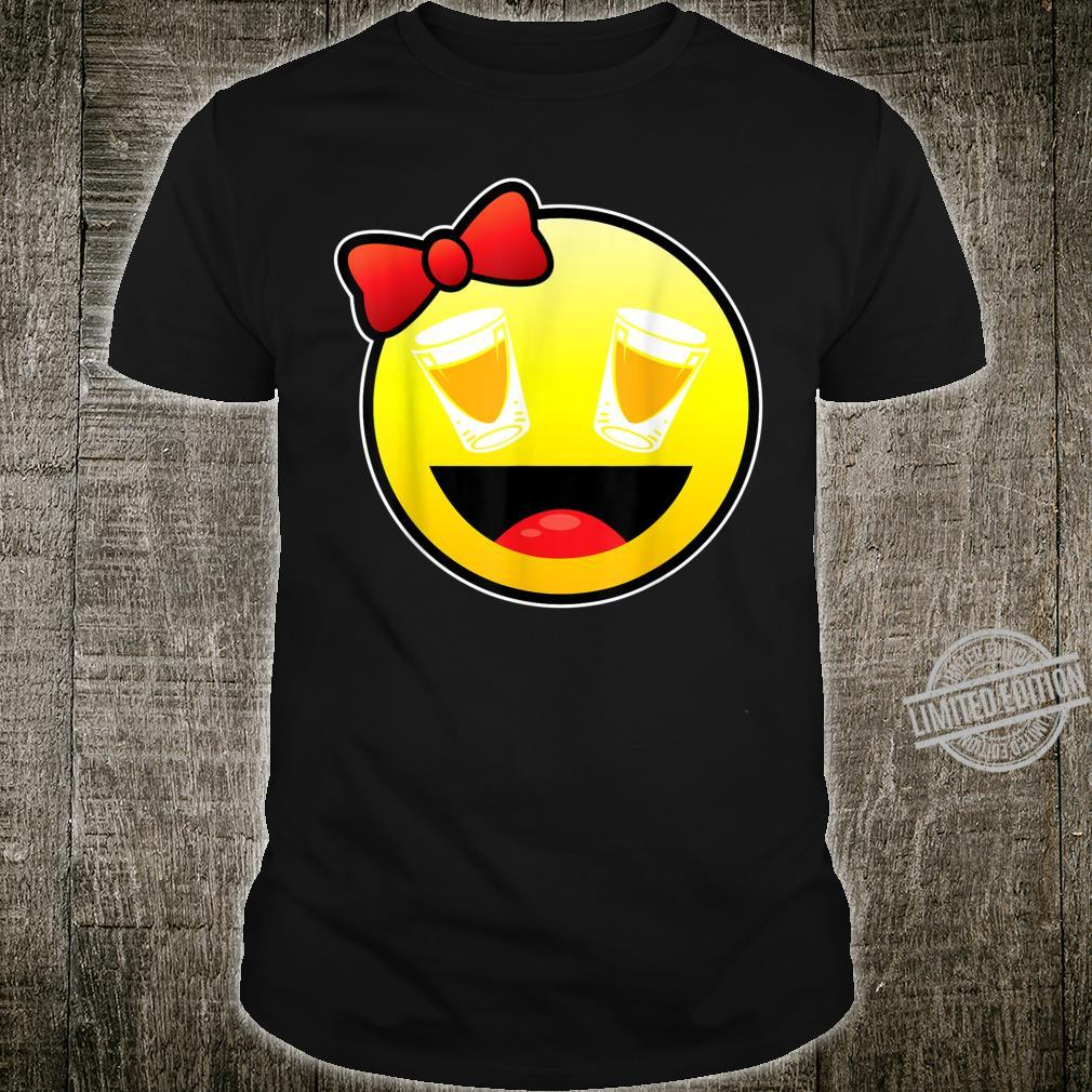 Funny Tequila Eyes Emoji Shirt Cinco De Mayo Shirt