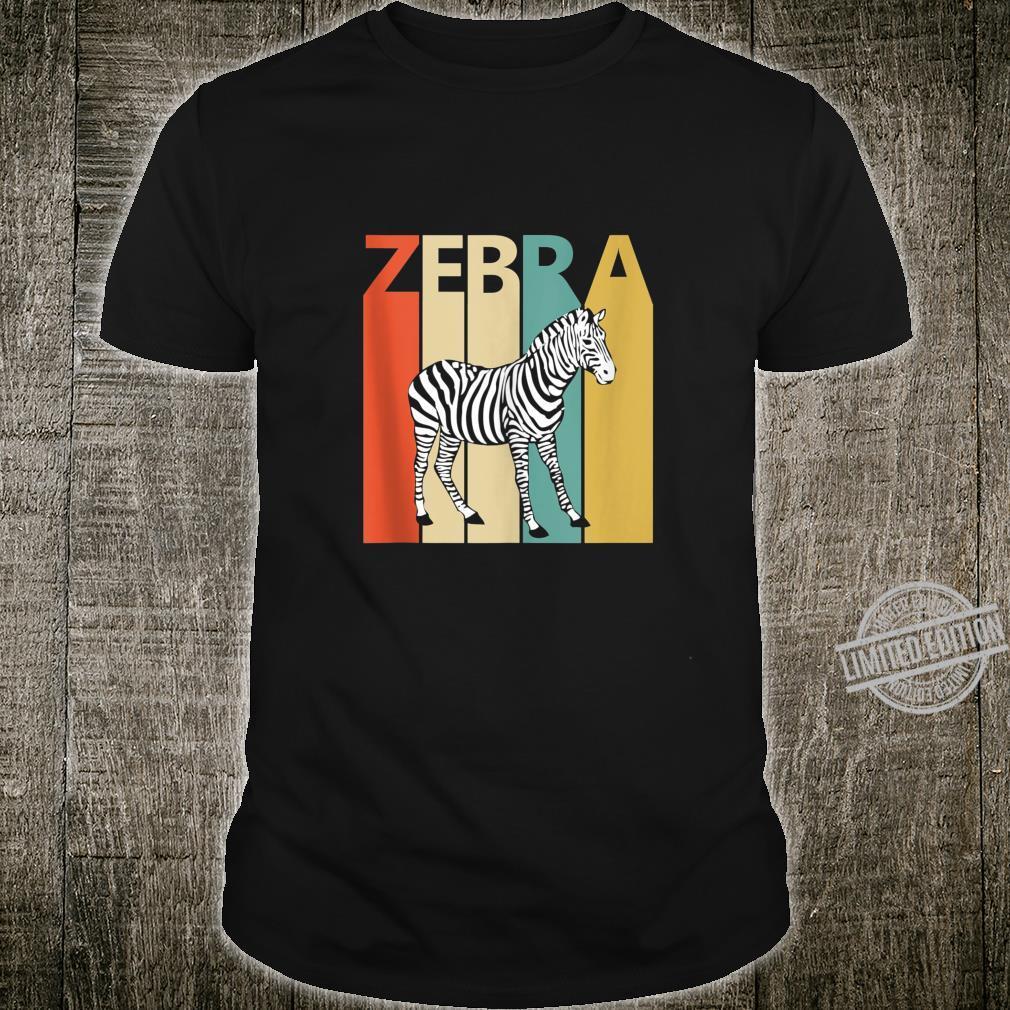 Funny Zebra Animal Shirt
