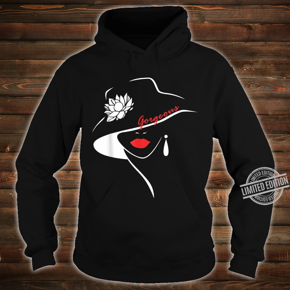 Girl Sweet Lip Red Lipstick Shirt hoodie