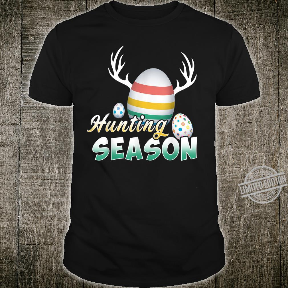 Graphic Easter Hunting Season Shirt