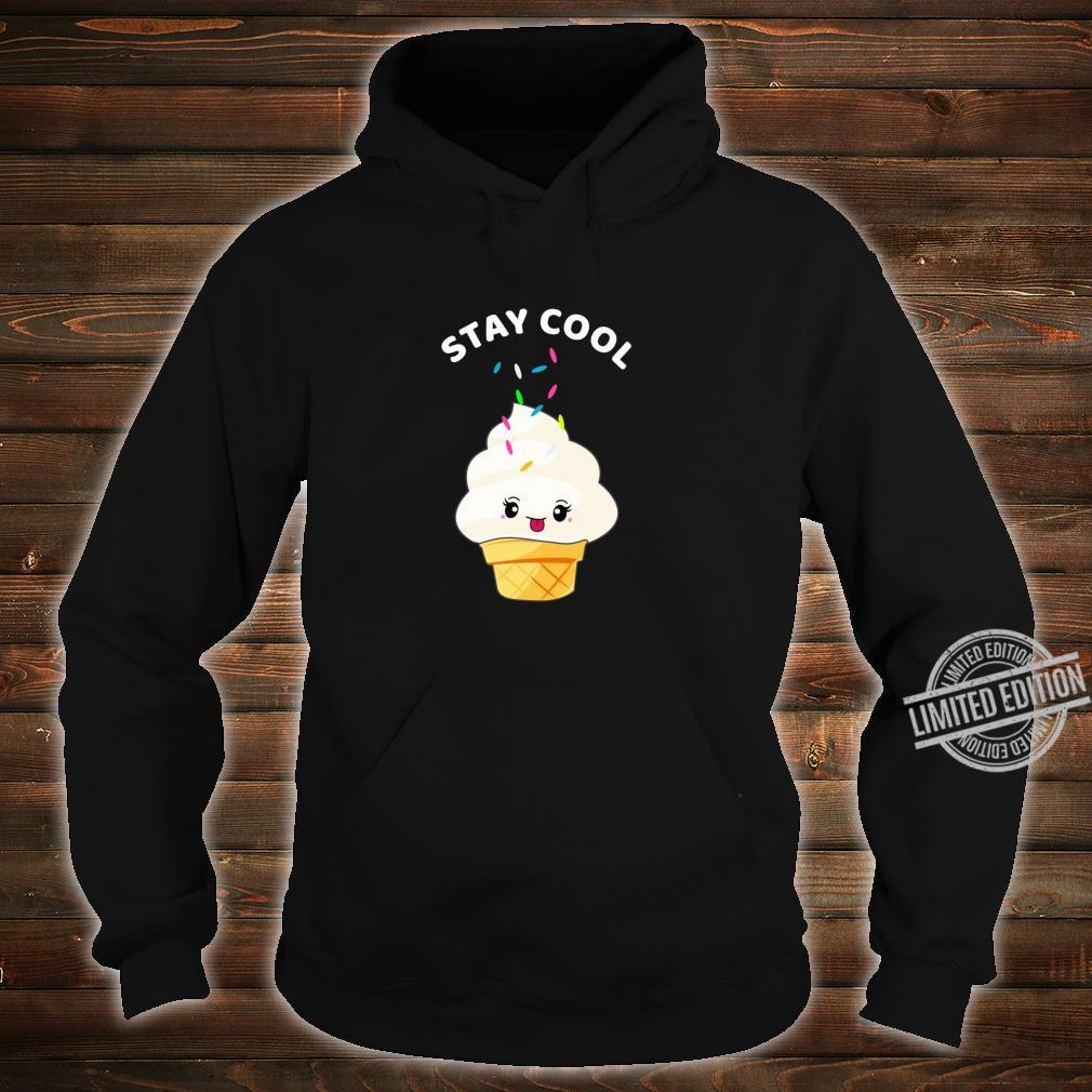 Ice Cream Lover Cute Ice Cream Cone For Ice Creams Shirt hoodie