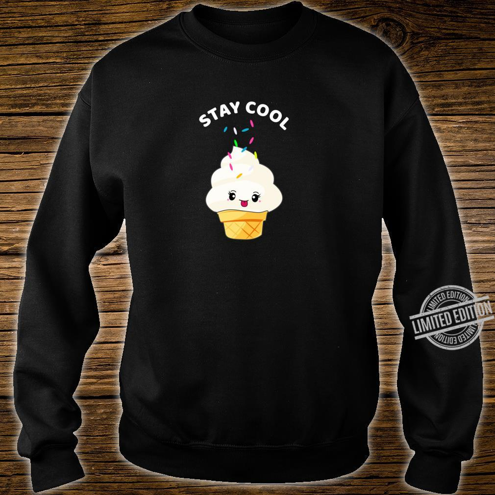 Ice Cream Lover Cute Ice Cream Cone For Ice Creams Shirt sweater
