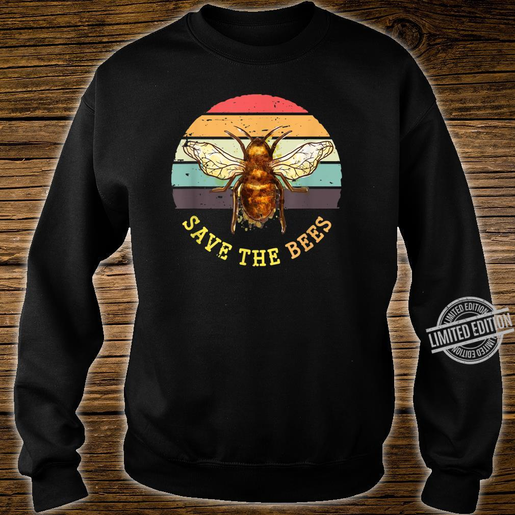 Save The Bees Apiary Beekeeping Honey Bees Shirt sweater