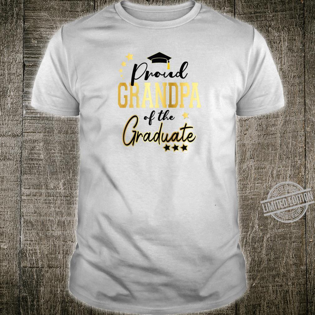 Senior Proud Family Class Of 2020 Graduate School Shirt