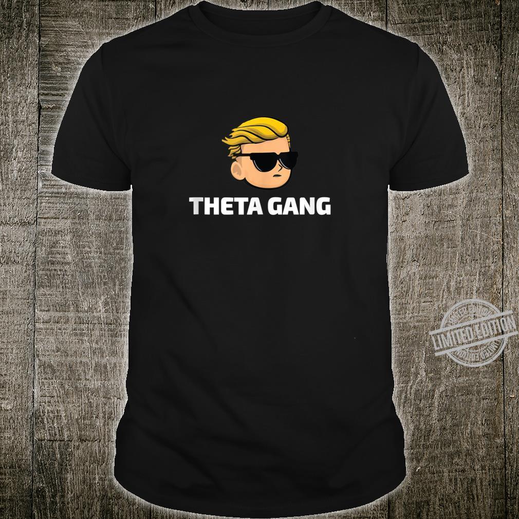 Theta Gang WallStreetBets Tendies Shirt