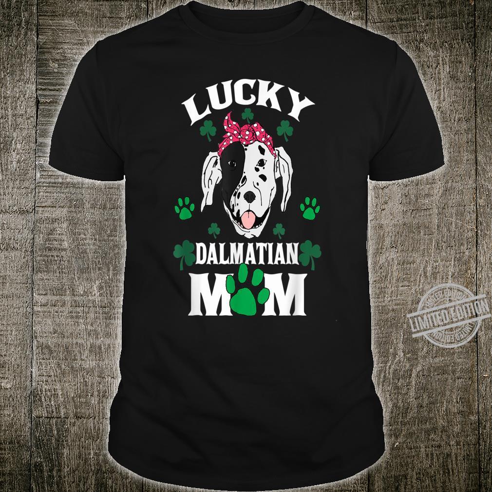 Trending TS Worldwide Lucky Dalmatian Mom Shirt