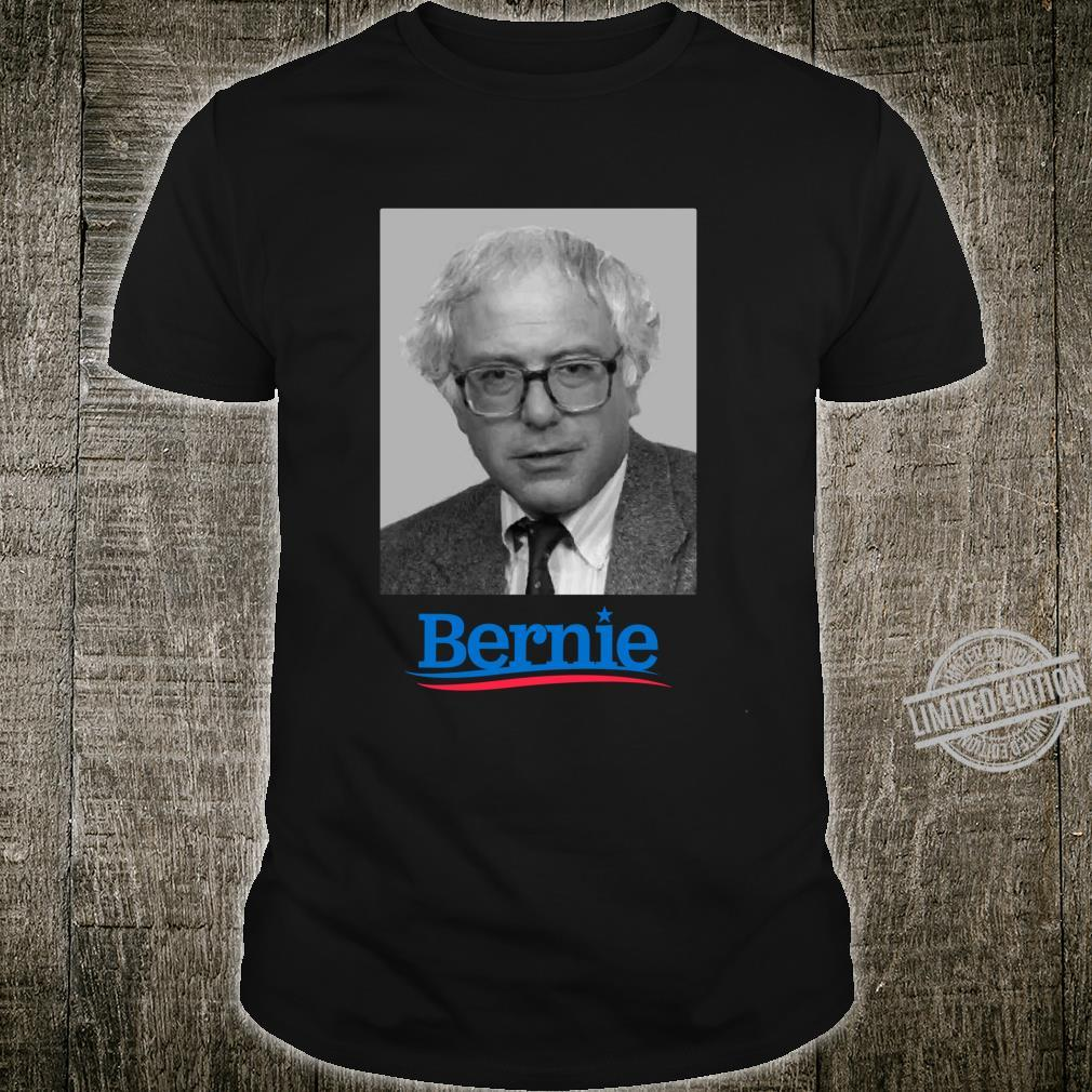 US Senator Presidential Elect 2020 Young Bernie Sanders Shirt