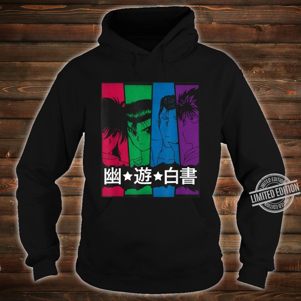 Yuyu Cools Anime Hakusho Shirt hoodie